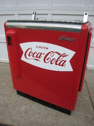 Coke Slider After a Full Restoration