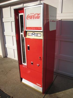 Coke Machine Restoration Coca Cola Machine Restoration